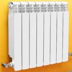 Установка батарей (радиаторов) отопления
