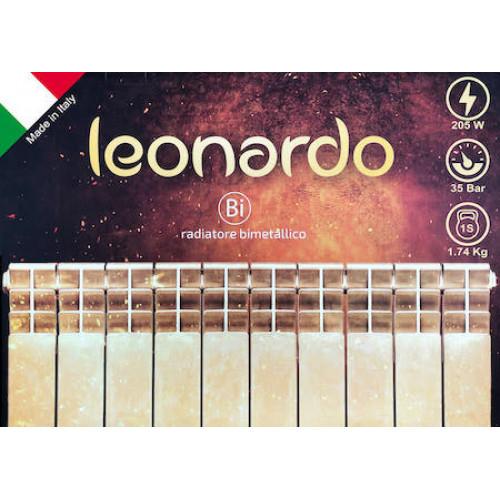 Радиаторы отопления биметаллические батареи Leonardo (производитель Италия)