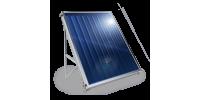 солнечные коллекторы (плоский)